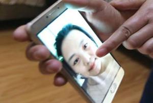 دختری که پس از ۲۴ سال توسط یک نقاش پیدا شد!