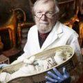 کشف عروسک سه هزار ساله مومیایی شده!