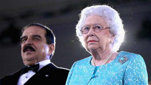 لباس های ملکه انگلیس