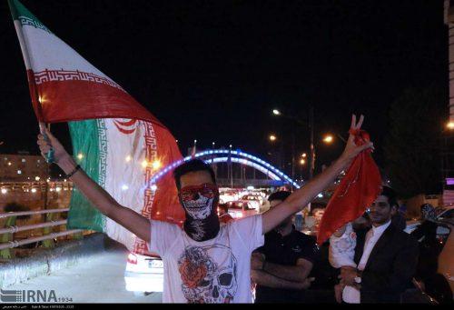بازی ایران مراکش
