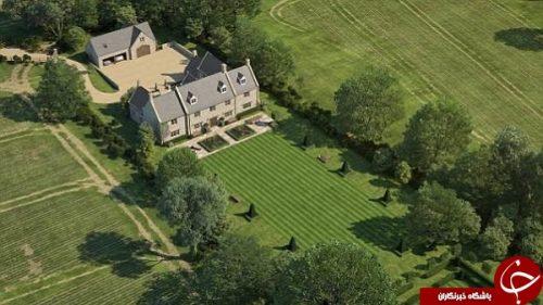خانه شاهزاده هری و مگان مارکل