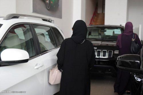 رفع ممنوعیت رانندگی زنان عربستانی