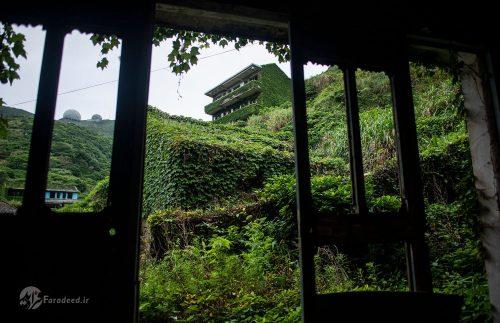 روستای متروکه Houtouwan