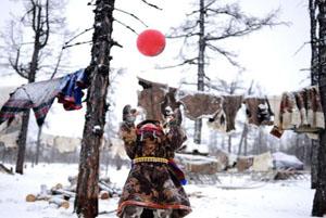 زندگی سخت و سرد مردم محلی در شمال روسیه!