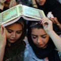 مراسم احیا شب بیست و یکم ماه رمضان در امام زاده صالح (ع)!