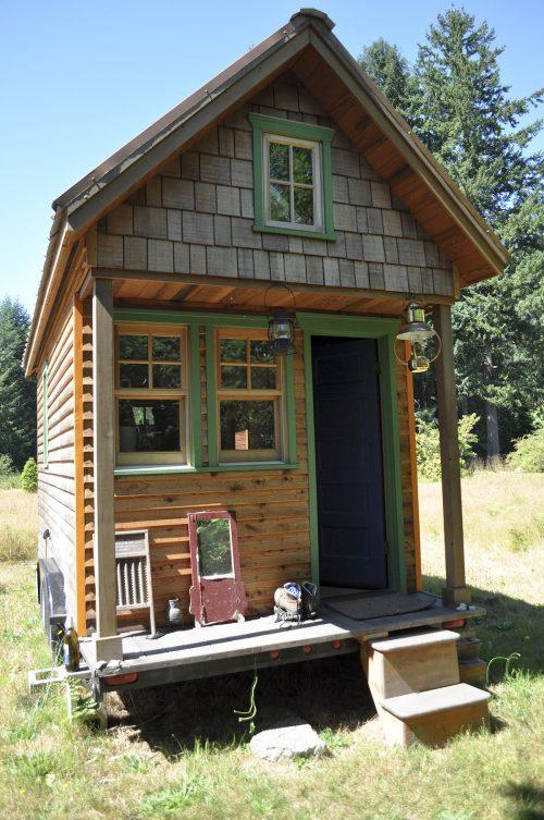 کوچک ترین خانه جهان