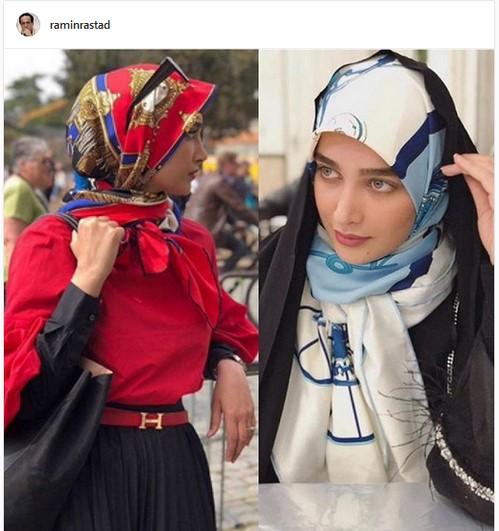 انتقاد رامین راستاد از آناشید حسینی