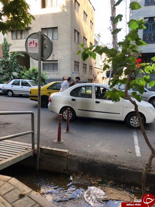 خودروی مسعود خامنه ای