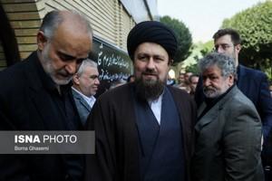 حاشیه های مراسم تشییع پیکر بهرام شفیع با حضور چهره های مشهور
