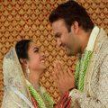 چهره های مشهور در عروسی بی نظیر دختر موکش امبانی|از پریانکا چوپرا تا هیلاری کلینتون!