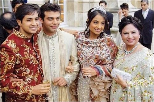 گرانترین عروسی دنیا