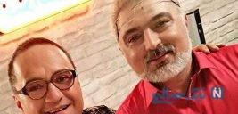 ظهور پدیده دکتر مسعود صابری و سوتی او در کنسرت و عذرخواهی رامبد جوان!
