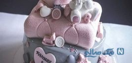 کیک تولد لاکچری با هزینه میلیونی در جشن های آنچنانی !