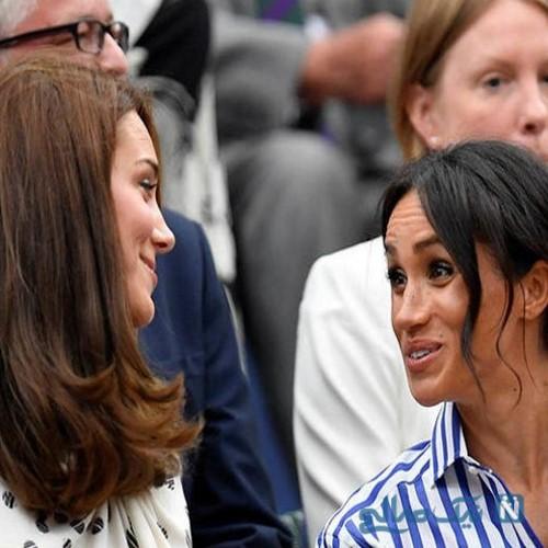 گیس و گیس کشی بین عروس های ملکه انگلیس!