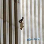 عکسی از خودکشی در حادثه ۱۱ سپتامبر که جاودان شد!