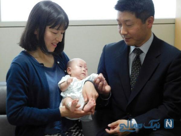 کوچکترین نوزاد جهان