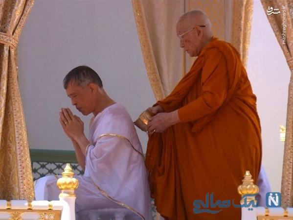 پادشاه جدید تایلند