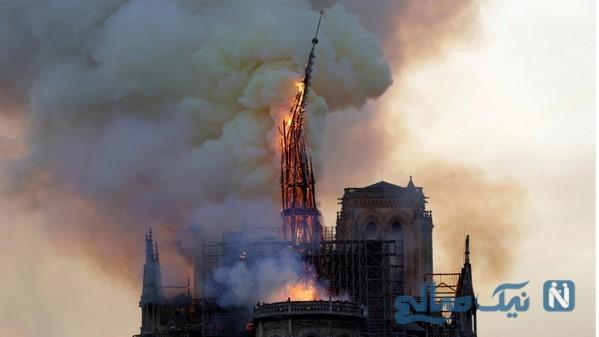 ایده هایی برای بازسازی سقف کلیسای نوتردام که باعث نگرانی شده | از استخر تا گلخانه!