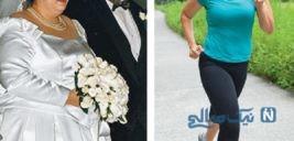 تصاویر شگفت انگیز از قبل و بعد از کاهش وزن زنان و مردان جوان