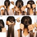 مدل مو دخترانه مجلسی ساده برای مهمانی های شما