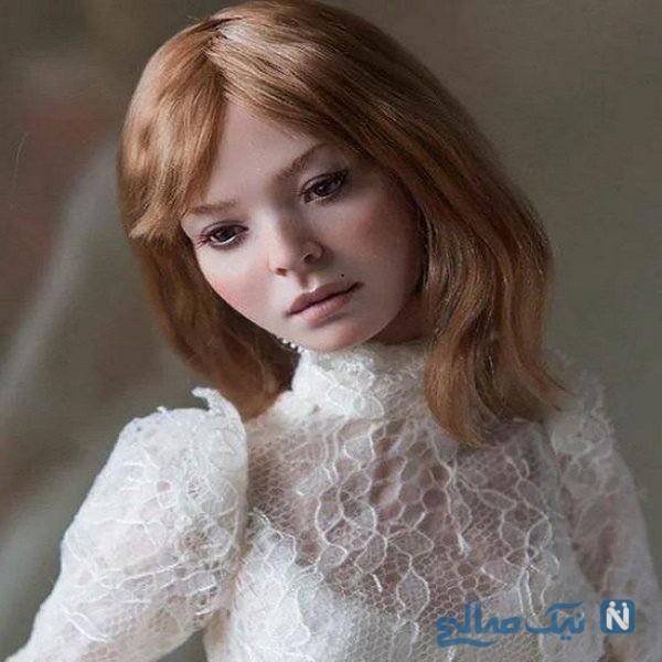 واقعی ترین عروسک جهان