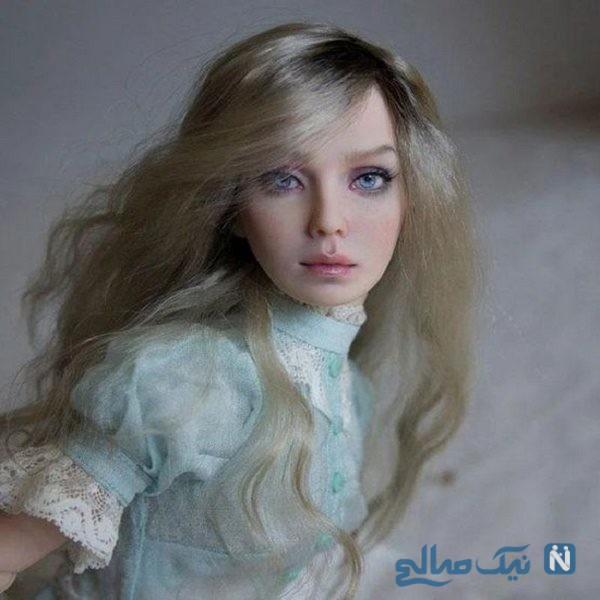 واقعی ترین عروسک جهان که تا به حال ندیده اید !!!