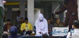 شلاق زدن ۶ مرد و زن در ملاعام به دلیل نقض قوانین شریعت