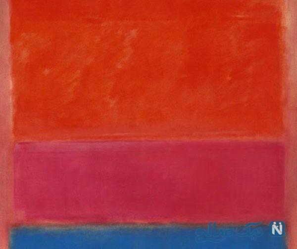 نقاشی های میلیون دلاری