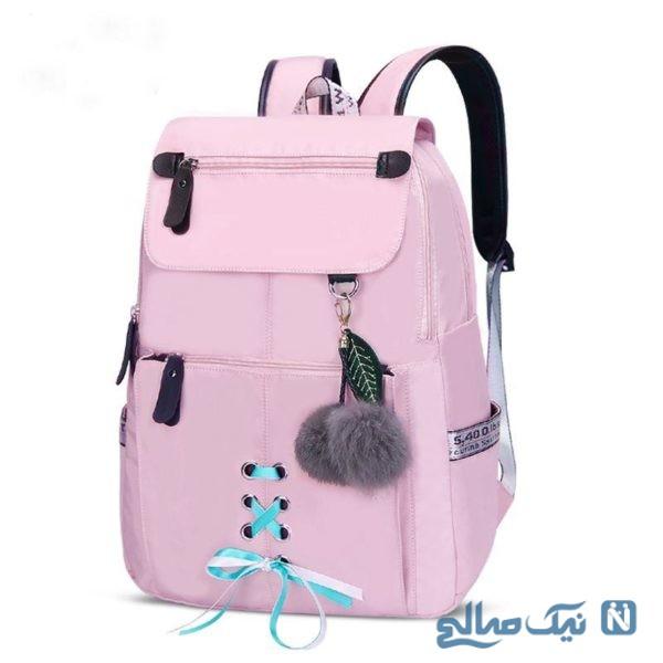 کیف مدرسه دخترانه