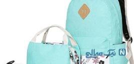 کیف مدرسه دخترانه در انواع رنگ ها و طرح های شیک و فانتزی