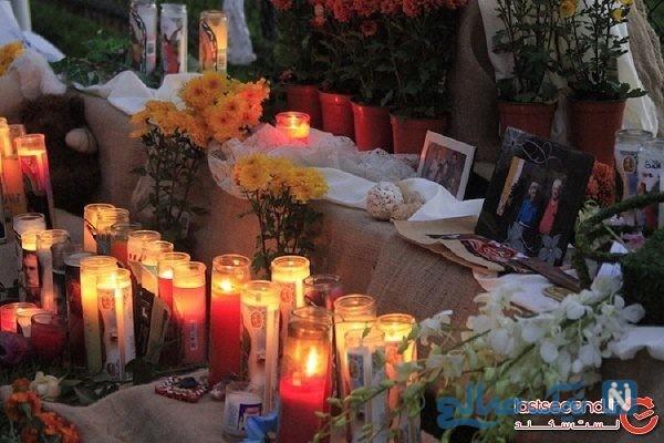 جشن مردگان در مکزیک