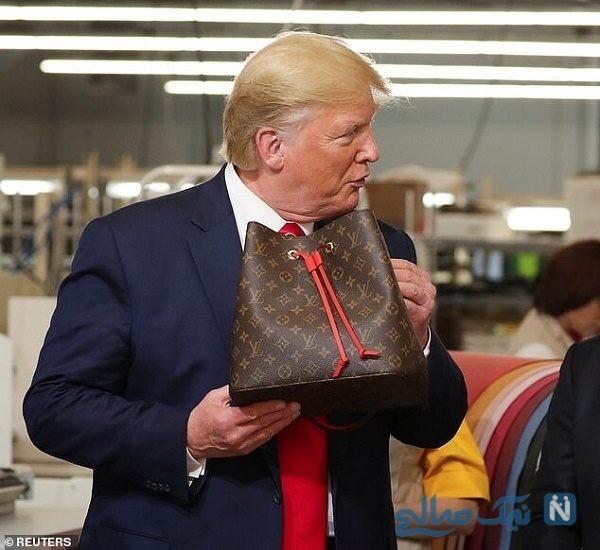 دختر ترامپ در سازمان ملل