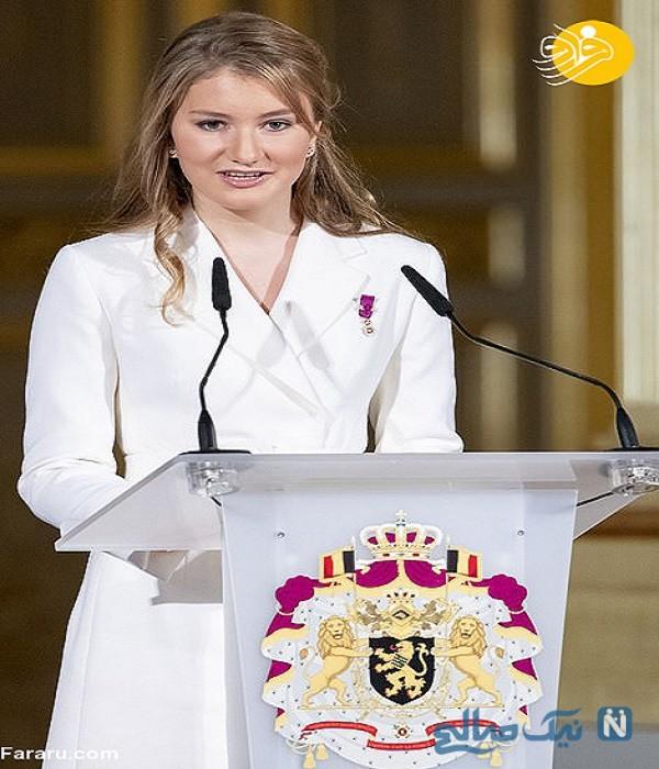 شاهدخت الیزابت بلژیک