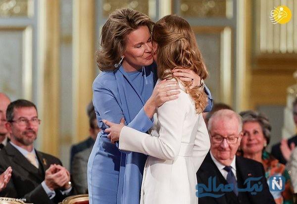 جشن تولد ۱۸ سالگی شاهدخت الیزابت بلژیک وارٍث تاج و تخت
