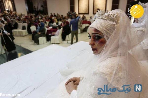 عروس های فلسطینی