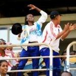 زنان در لیگ فوتبال سودان با بلوز و شورت ورزشی پس از ۳۰ سال