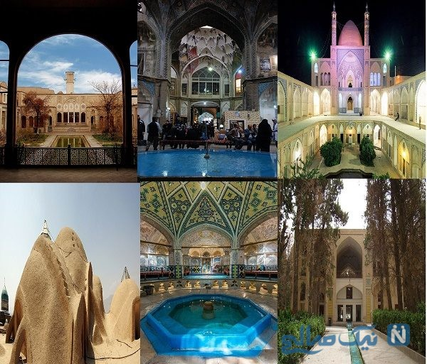 شهرهای معروف ایران