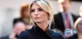 ایوانکا ترامپ در قطر با پوشیدن عبای لاکچری خبر ساز شد