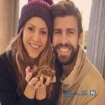 شکیرا و همسرش پیکه با تیپ خاص در دام عکاسان معروف