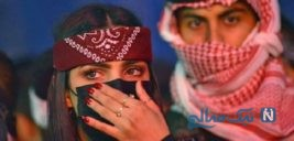 زیبارویان جهان در بزرگ ترین جشنواره موسیقی خاورمیانه