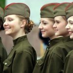 کشورهایی که زیباترین زنان ارتش را دارند + تصاویر