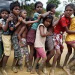وضعیت کودکان مسلمان روهینگیایی به روایت تصویر