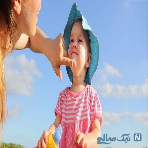 اصول مراقبت از پوست کودک