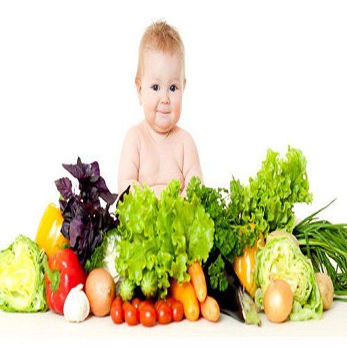 اهمیت غذای کودک