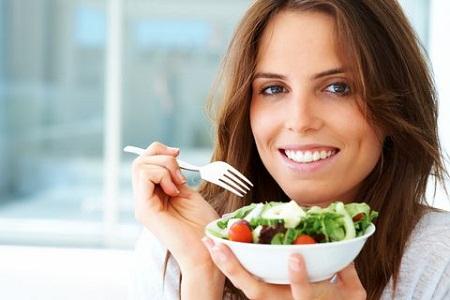 تغذیه بانوان ورزشکار