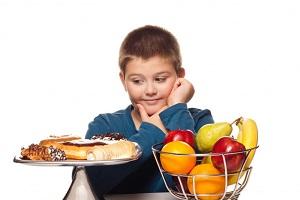 عادات غذایی غلط در کودکان پیش دبستانی