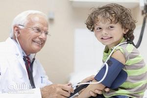 مادران، عامل فشار خون کودک آینده
