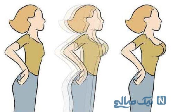 برای بزرگ شدن سایز سینه در خانم ها