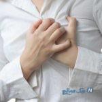 علت درد سینه در بعضی از خانم ها