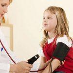 نحوه تشخیص فشارخون بالا در کودک